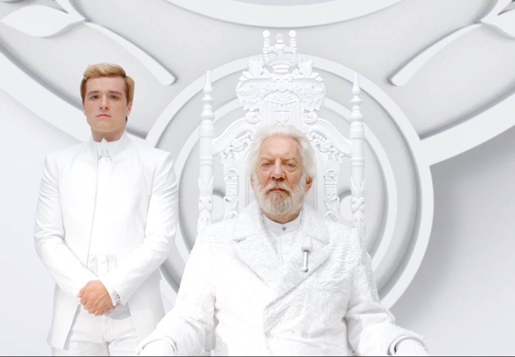 President Snow's Panem Address, Together as One, Hunger Games