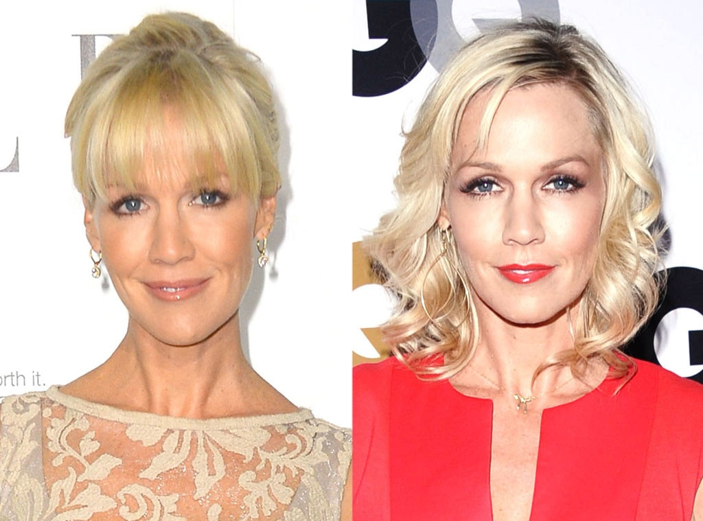 Jennie Garth, Bangs