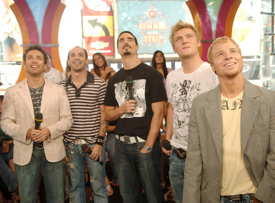 Backstreet Boys, TRL