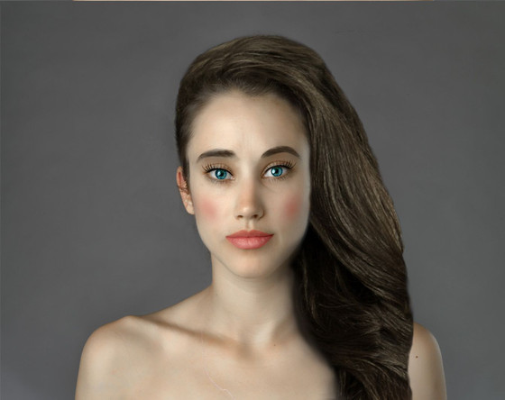 Esther Honig, Photoshop, Global Beauty Standards, United States