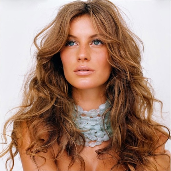 Late 90s Gisele From Gisele B 252 Ndchen S Best Hair Moments