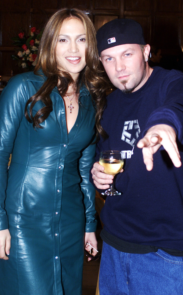 Jennifer Lopez, Fred Durst, TRL