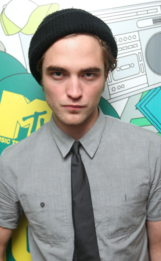 Robert Pattinson, TRL