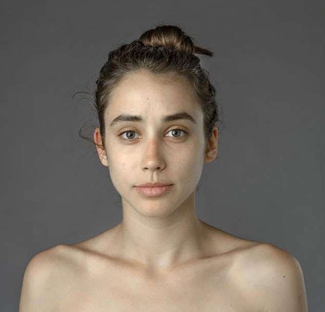 Esther Honig, Photoshop, Global Beauty Standards, Original