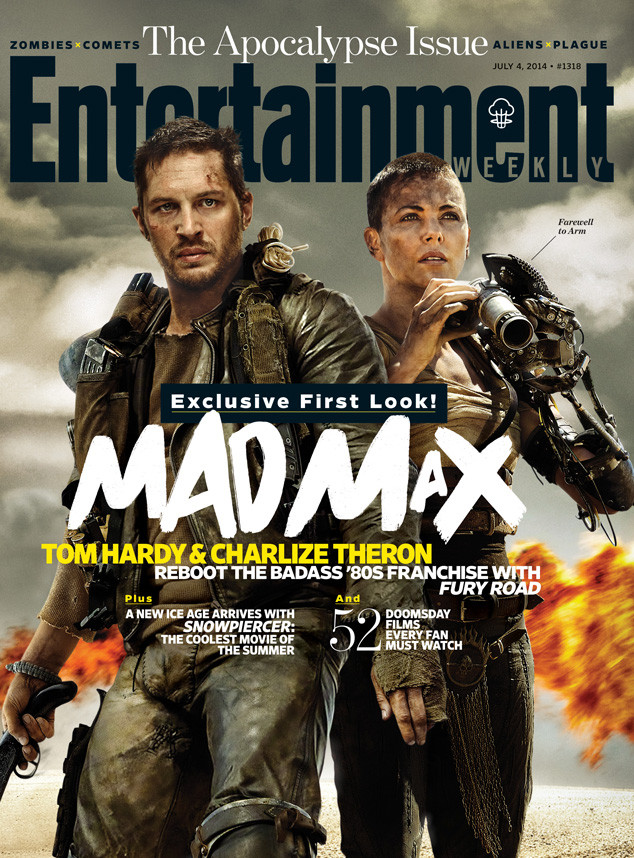 Mad Max, Entertainment Weekly