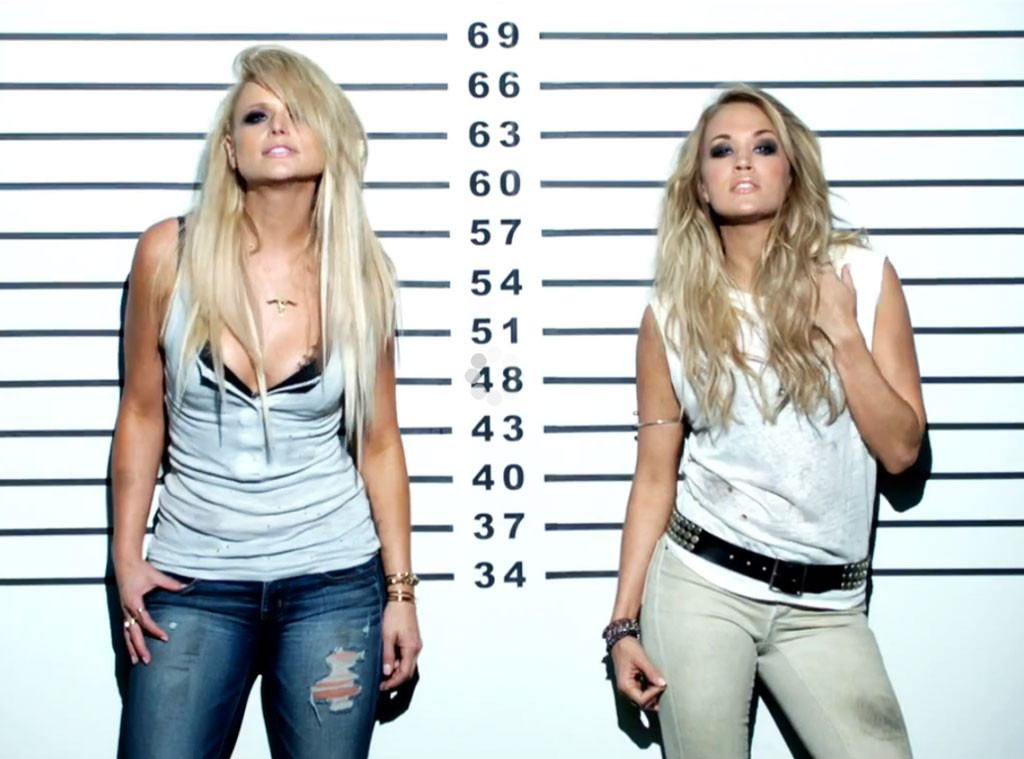 Miranda Lambert, Carrie Underwood, Somethin' Bad