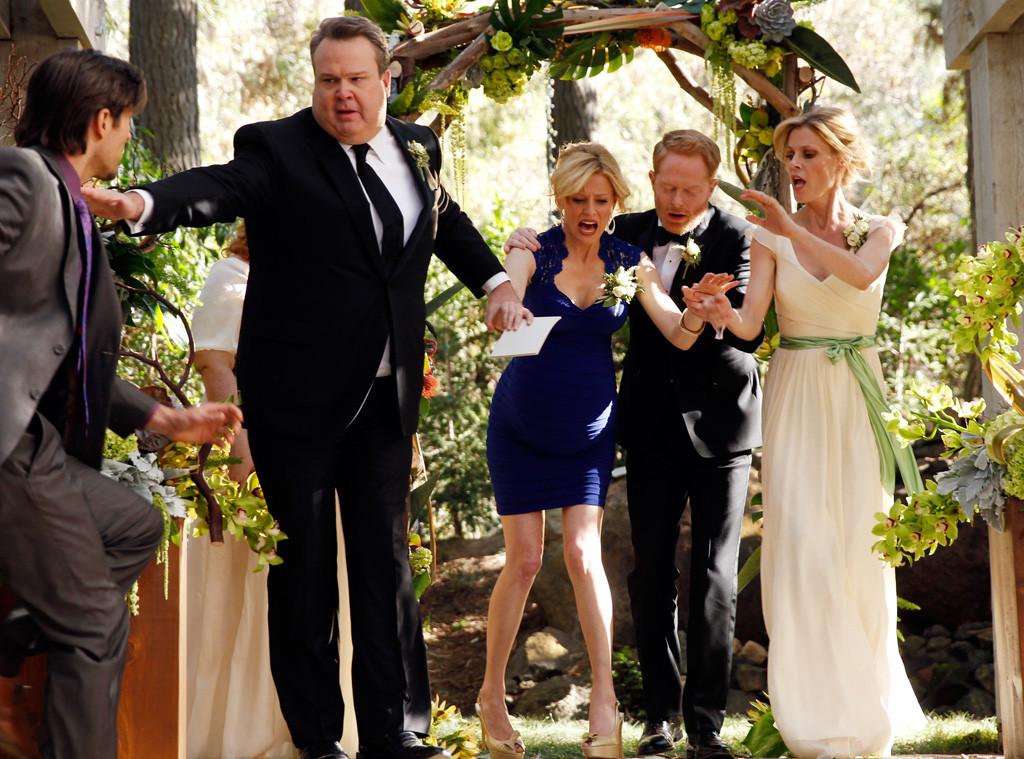 Tragic TV Weddings, Modern Family