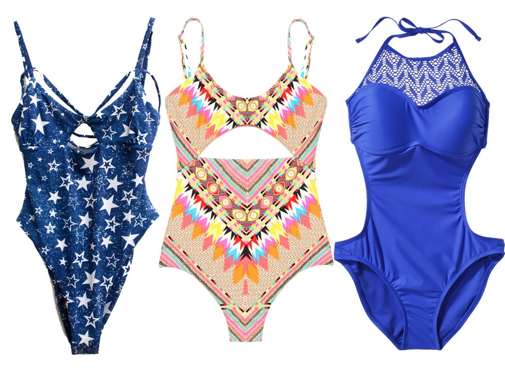 Swimsuit Trends, Cutout