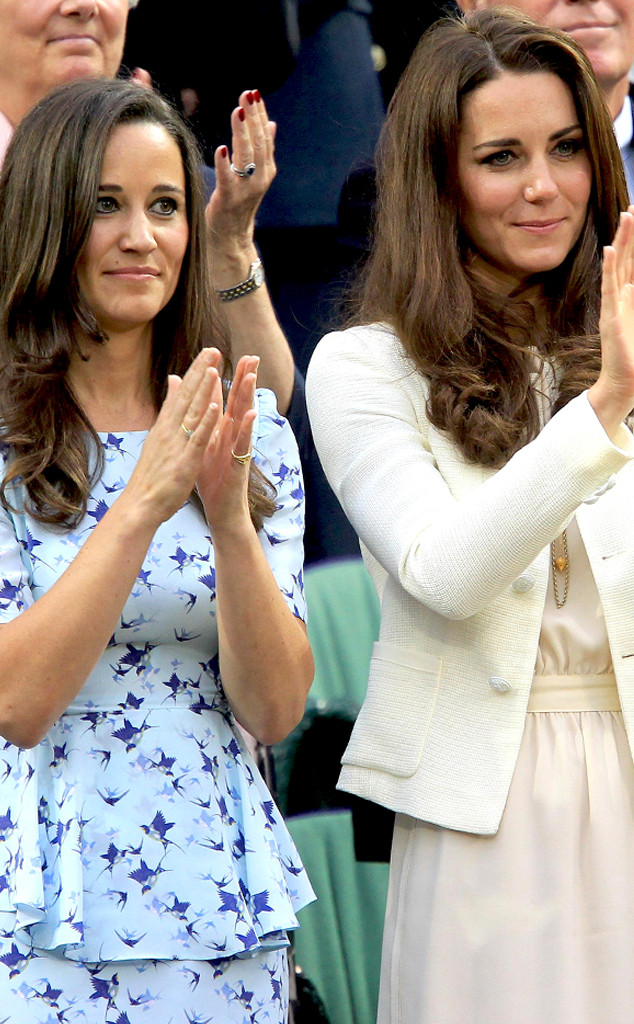 Pippa Middleton, Kate Middleton, Celeb Sisters