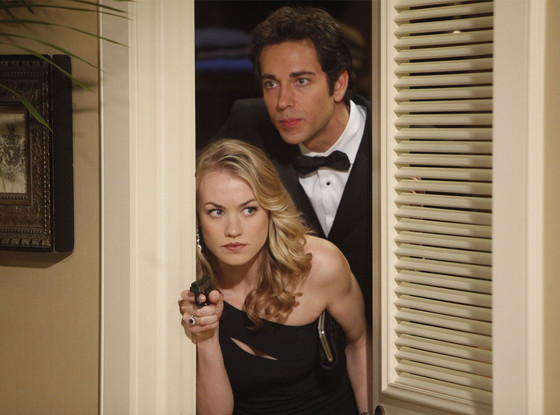 Yvonne Strahovski, Zachary Levi, Chuck, Favorite TV Couples