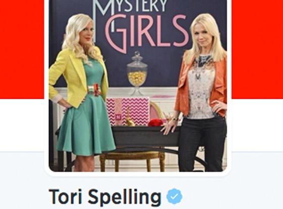 Tori Spelling