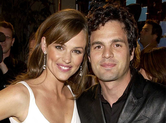 Jennifer Garner, Mark Ruffalo