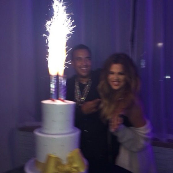 Khloe Kardashian's 30th Birthday Party