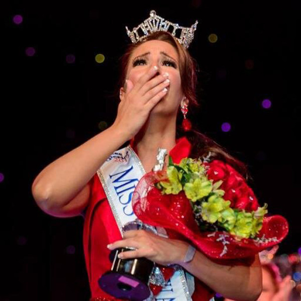 Ex-Miss Delaware Amanda Longacre Suing Pageant to Regain