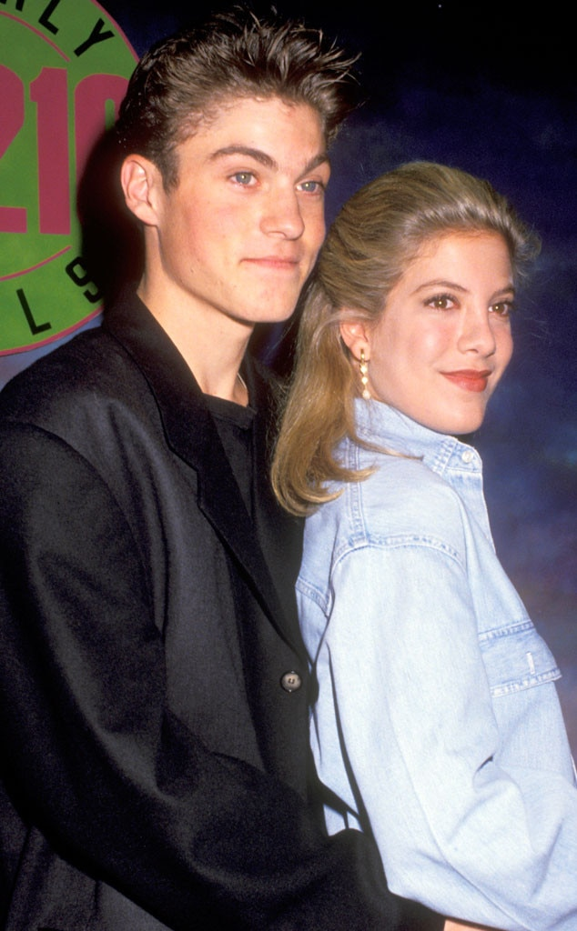 Brian Austin Green and Tori Spelling, 90210, Favorite TV Couples