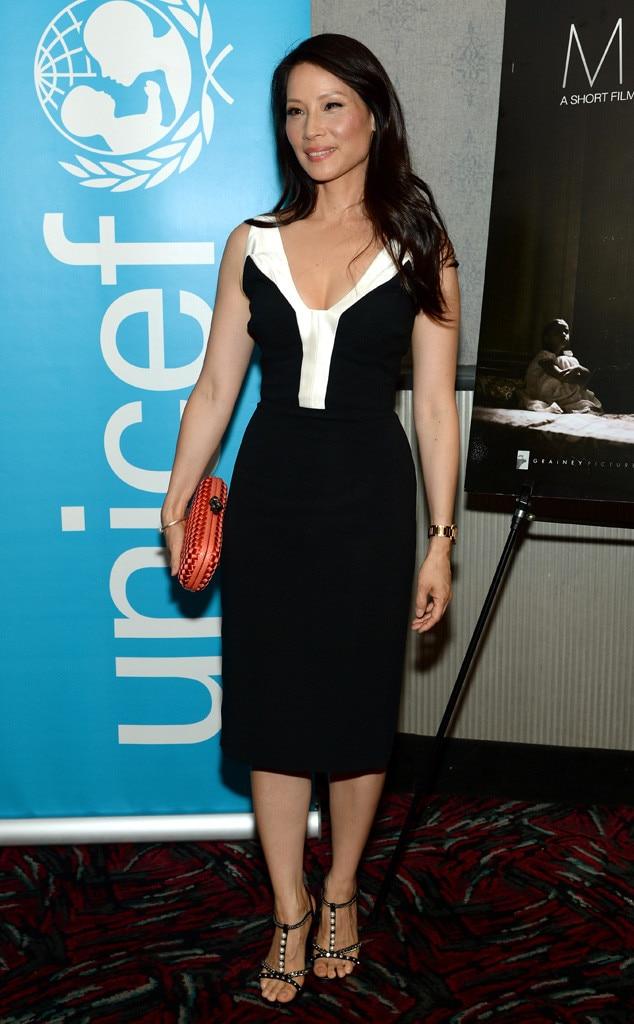 Lucy Liu,  U.N. Goodwill Ambassadors