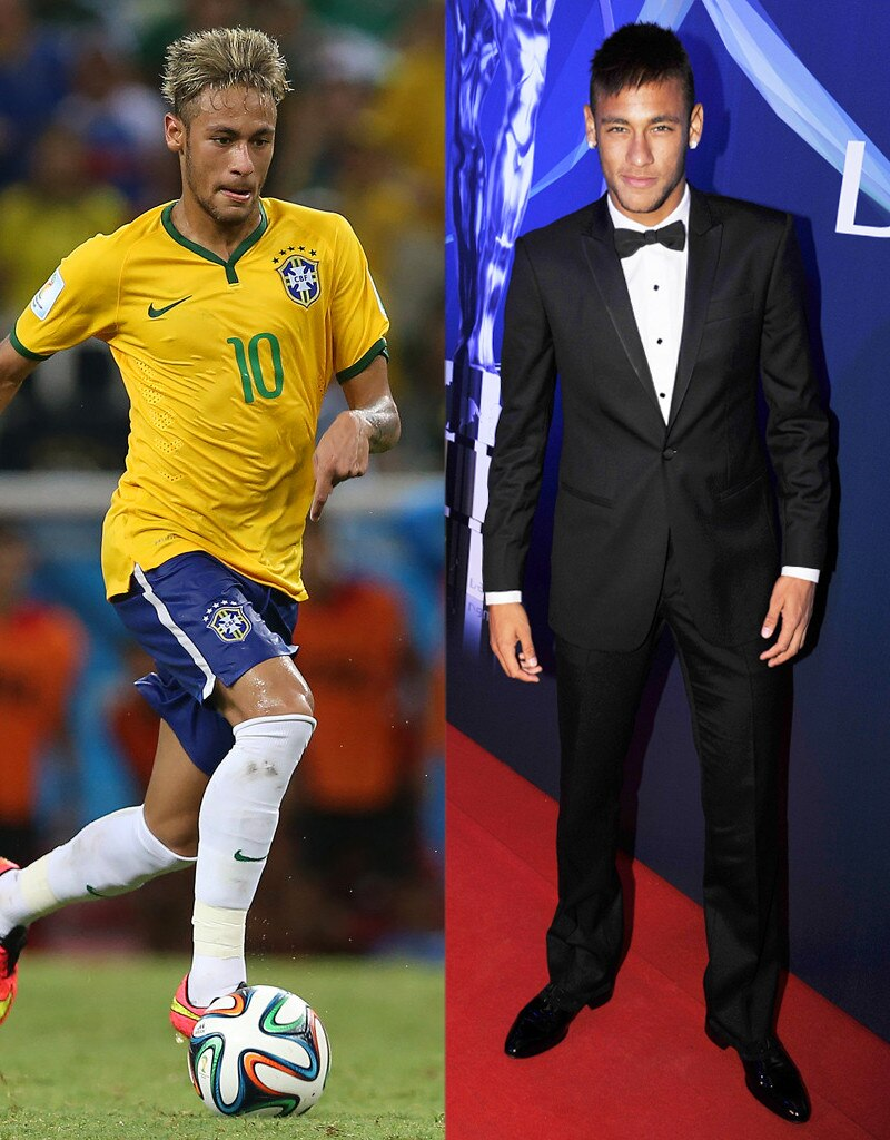 Neymar de Silva, On and Off the Field