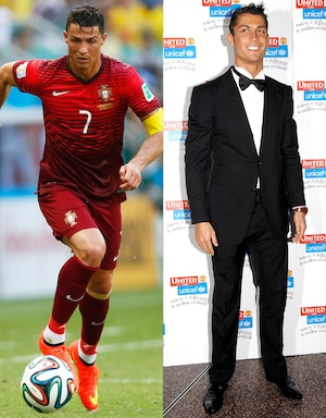 Cristiano Ronaldo, On and Off the Field