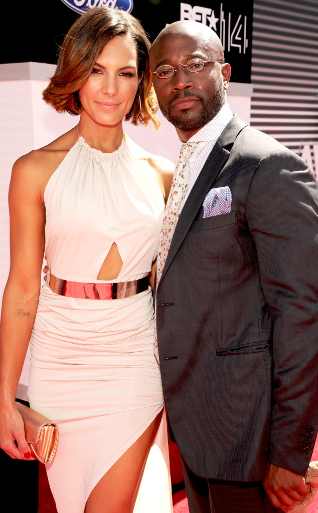 Taye Diggs, Amanza Smith, BET AWARDS