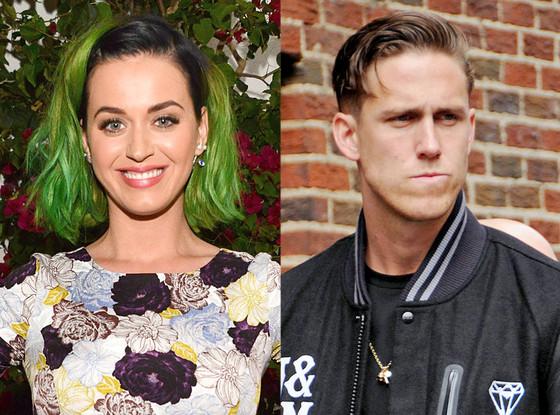 Katy Perry, Robert Ackroyd
