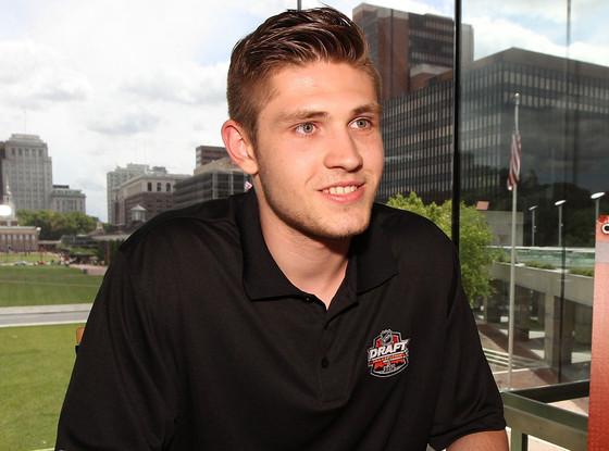 Leon Draisaitl, NHL draft