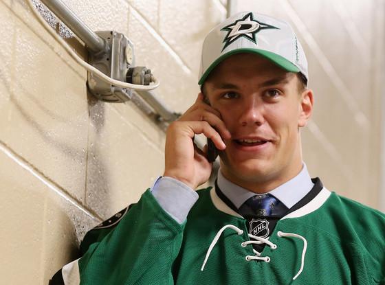 Alexander Peters, NHL Draft
