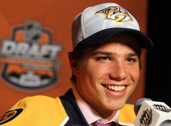 Kevin Fiala, NHL Draft