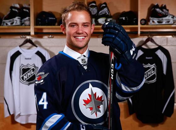Chase De Leo, NHL Draft