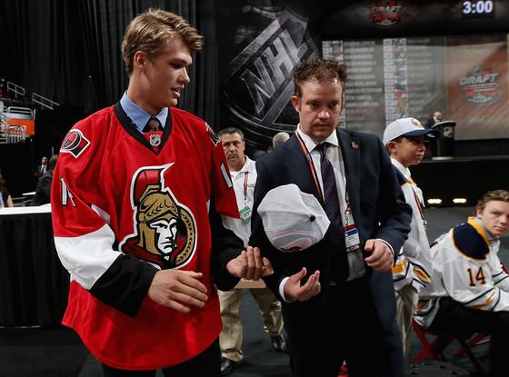 Andreas Englund, NHL Draft
