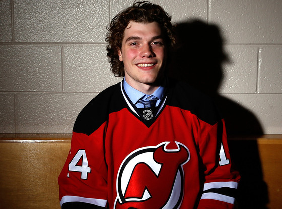 Connor Chatham, NHL Draft