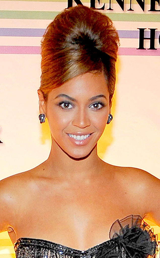 beyonce hair style 2008 from beyonc 233 s hair through the years e news 4668