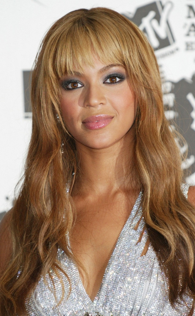 2003 From Beyonc 233 S Hair Through The Years E News