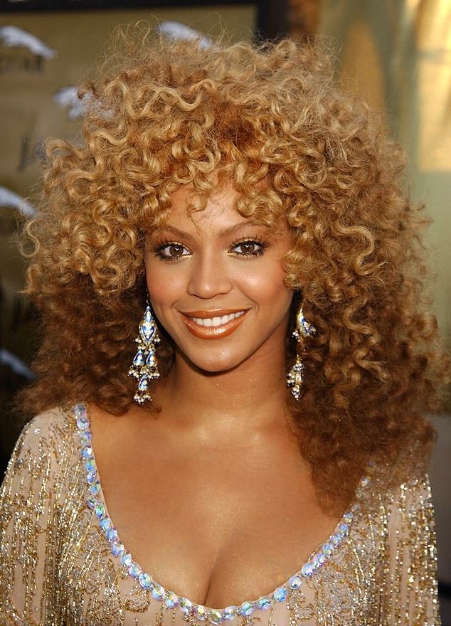 Beyonce, Hair, 2002