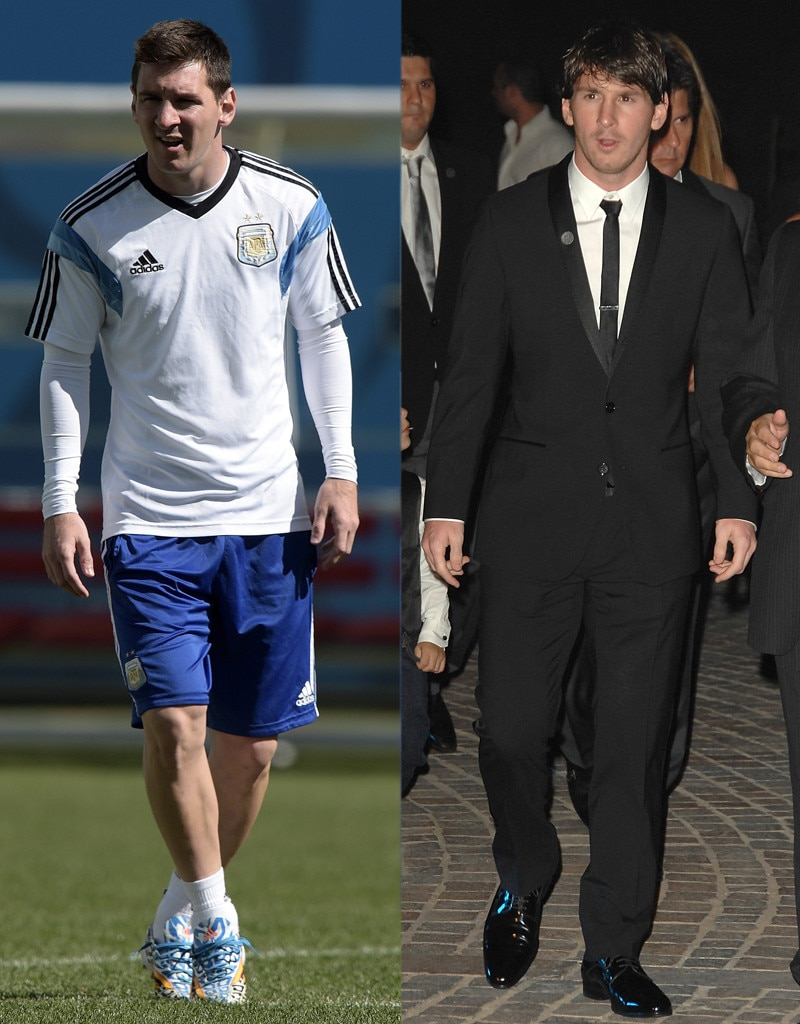 Lionel Messi, On and Off the Field