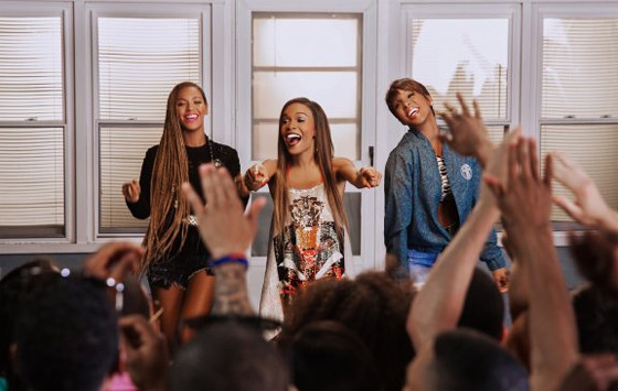 Beyonce, Michelle Williams, Kelly Rowland, Destiny's Child, Say Yes