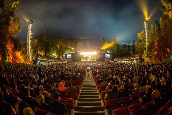 Best Music Venues, Greek Theatre, Los Angeles