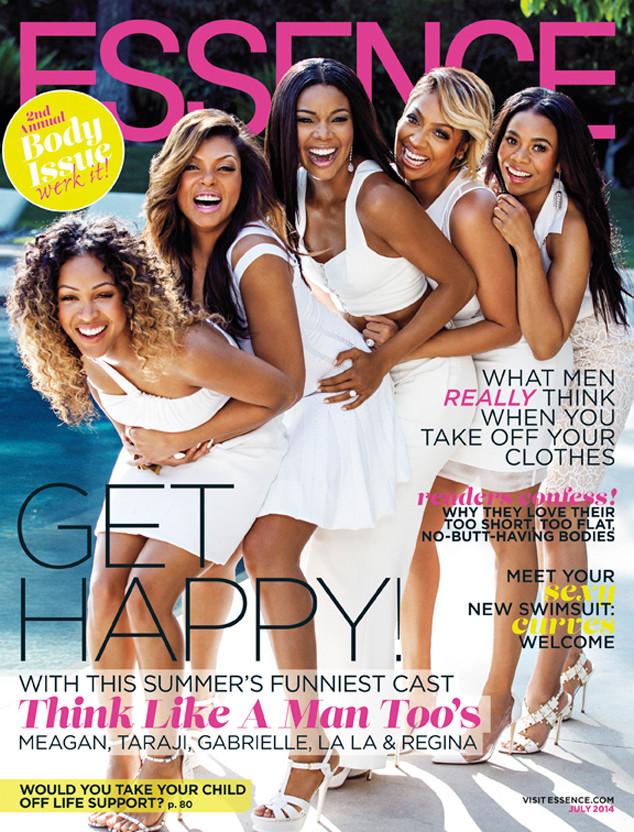 Gabrielle Union, Taraji P. Henson, Regina Hall, Meagan Good, La La Anthony, Essence