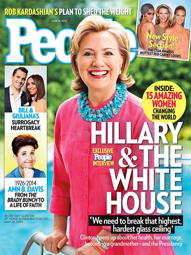 Hillary Clinton, People