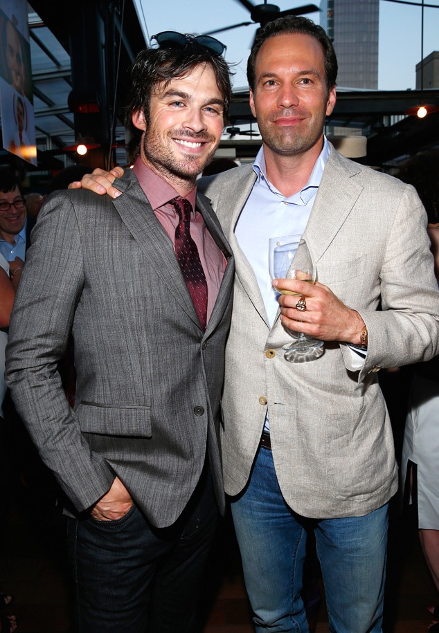 Ian Somerhalder, Michael Pierce