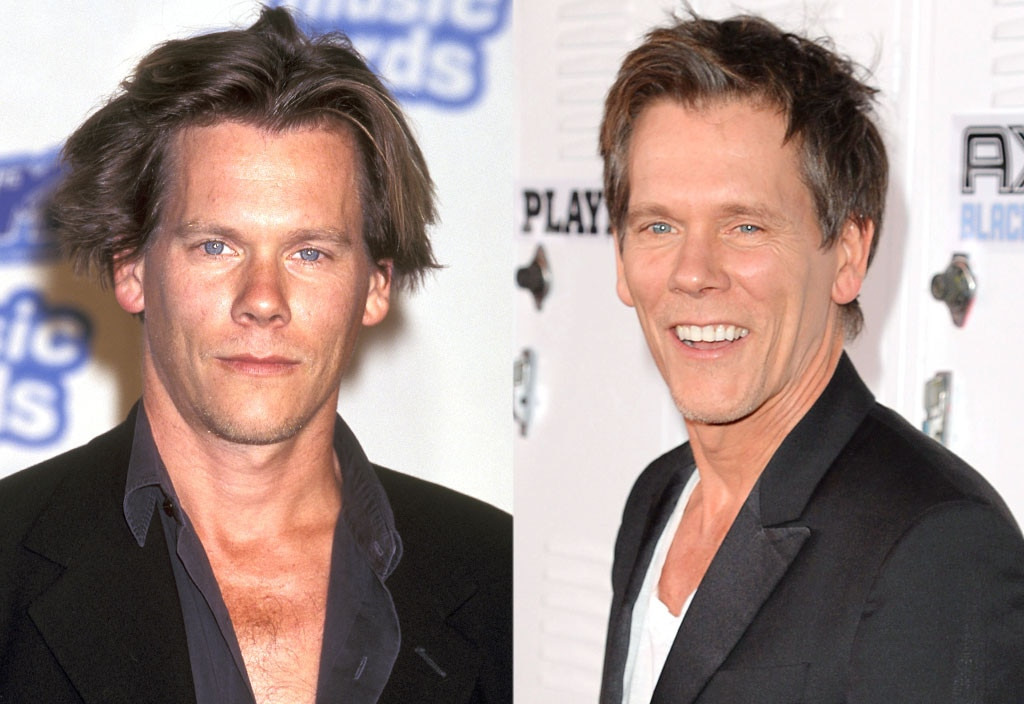 Kevin Bacon, These Stars Are How Old?!?!?