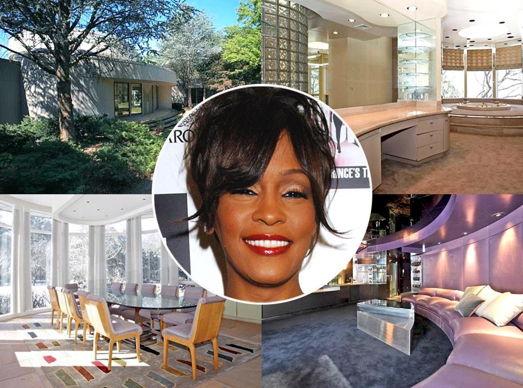 Whitney Houston, Property
