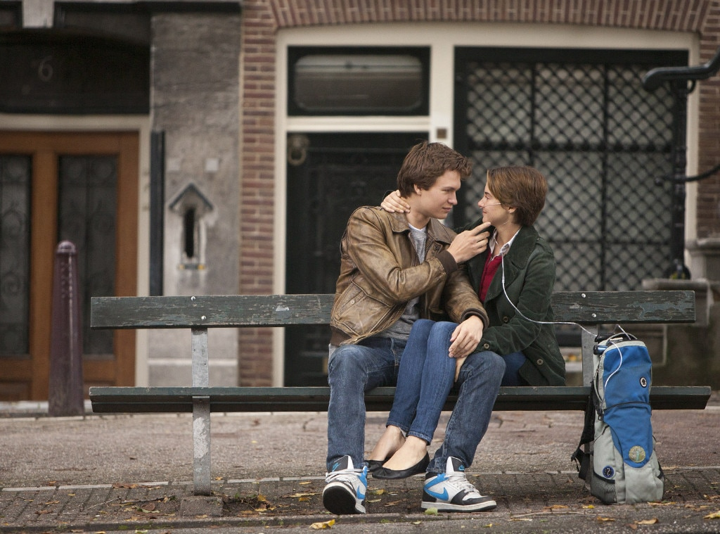 The Fault In Our Stars, Shailene Woodley, Ansel Elgort
