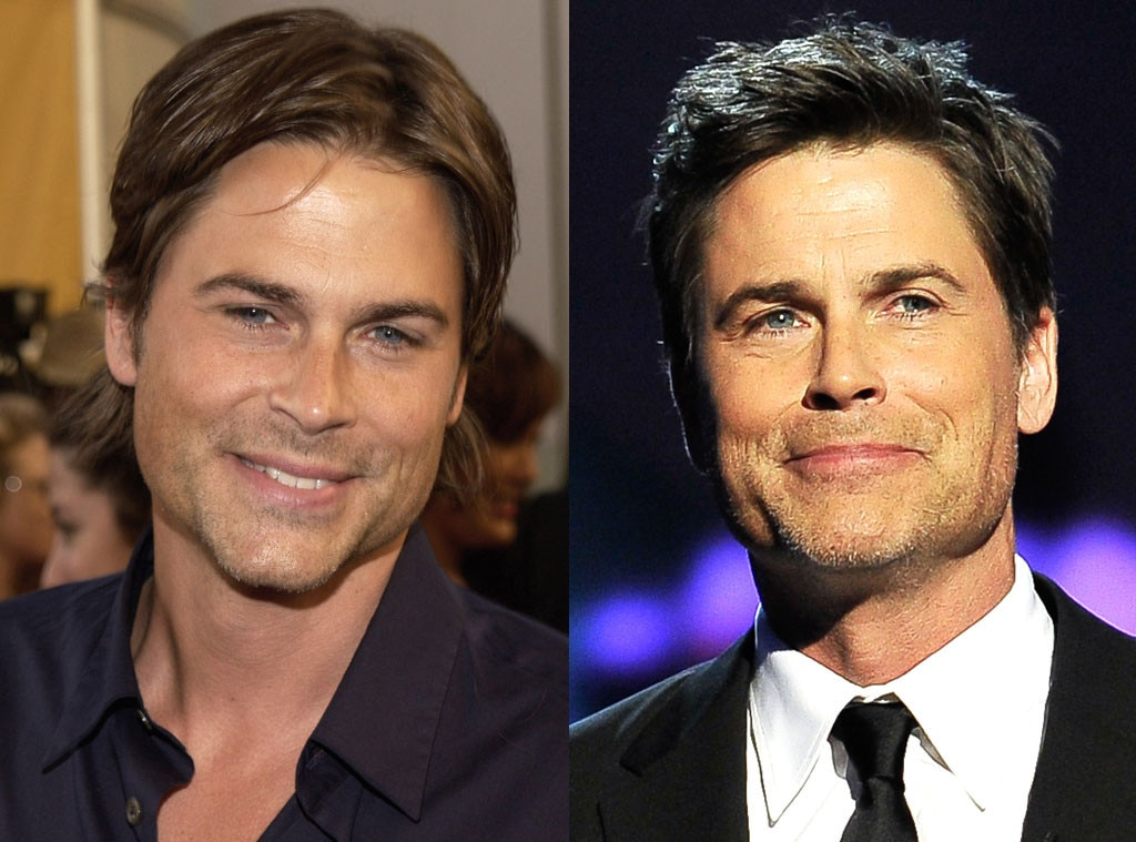 Rob Lowe, These Stars Are How Old?!?!?