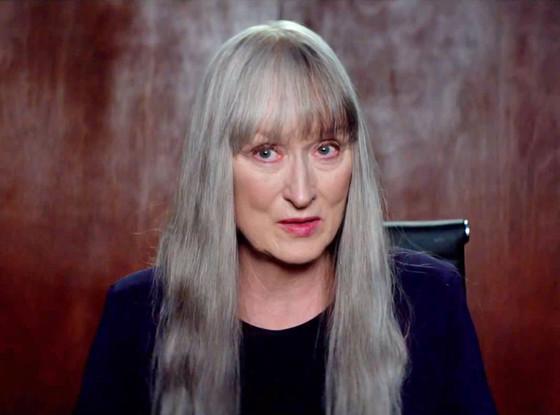 Meryl Streep, The Giver