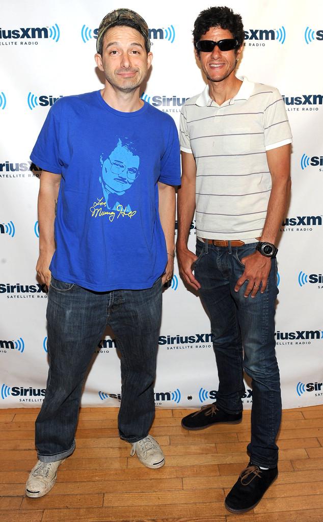 Adam 'Ad-Rock' Horovitz, Mike D, Beastie Boys