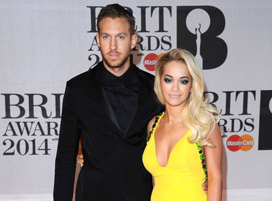 Brit Awards, Rita Ora, Calvin Harris