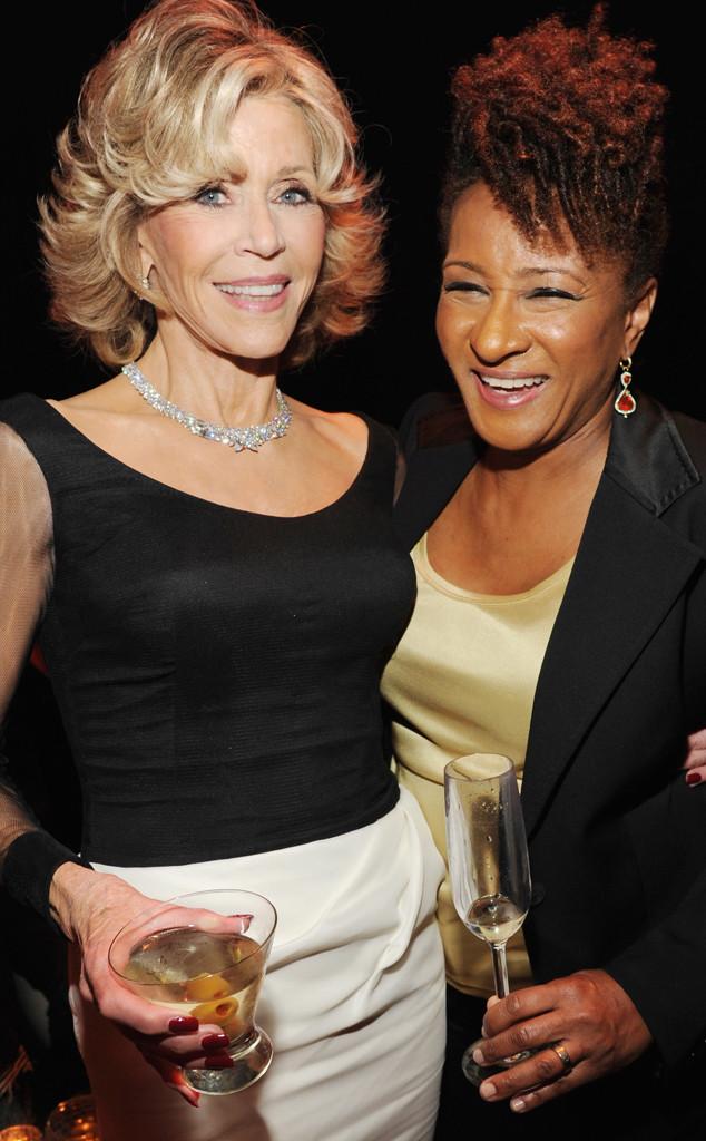 Jane Fonda, Wanda Sykes