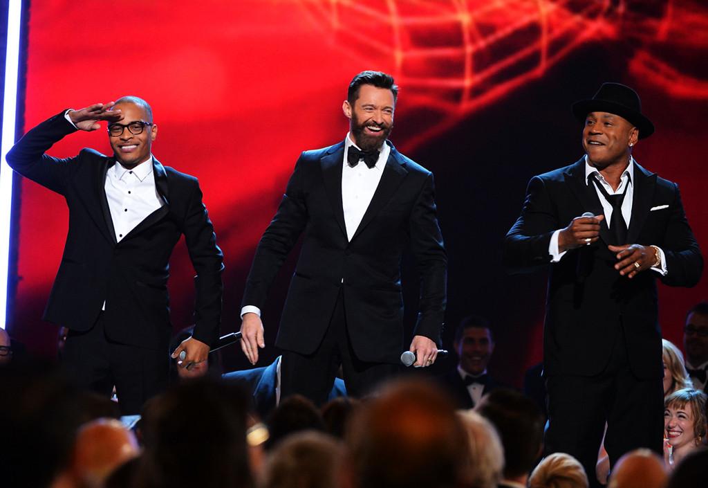 Hugh Jackman, Tony Awards