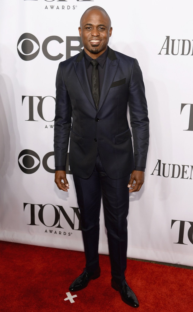 Wayne Brady, Tony Awards