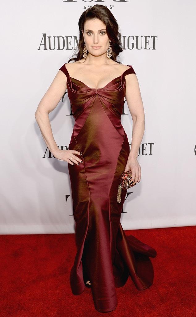 Idina Menzel , Tony Awards